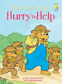 The Berenstain Bears Hurry to Help by Stan Berenstain image