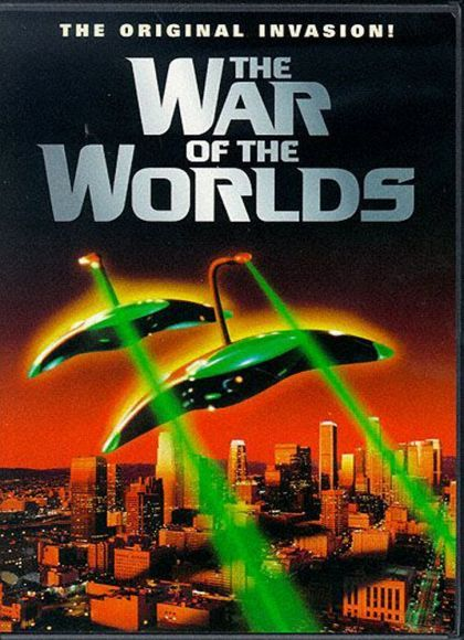 War of the Worlds (1953) on DVD