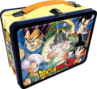 Dragon Ball Z - Battle Tin Tote Lunchbox