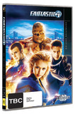 Fantastic Four - Definitive Edition (2 Disc Set) DVD