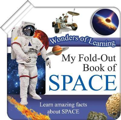 Wonders of Learning Fold out Book Space