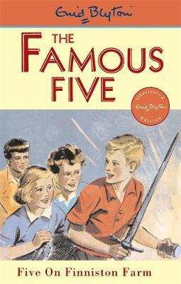 Five on Finniston Farm by Enid Blyton image