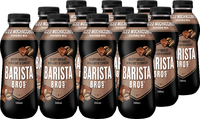 Barista Bros Mocha Iced Coffee 500ml (12 Pack)