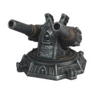 TTCombat: Tabletop Scenics - Siege Cannon Platform image