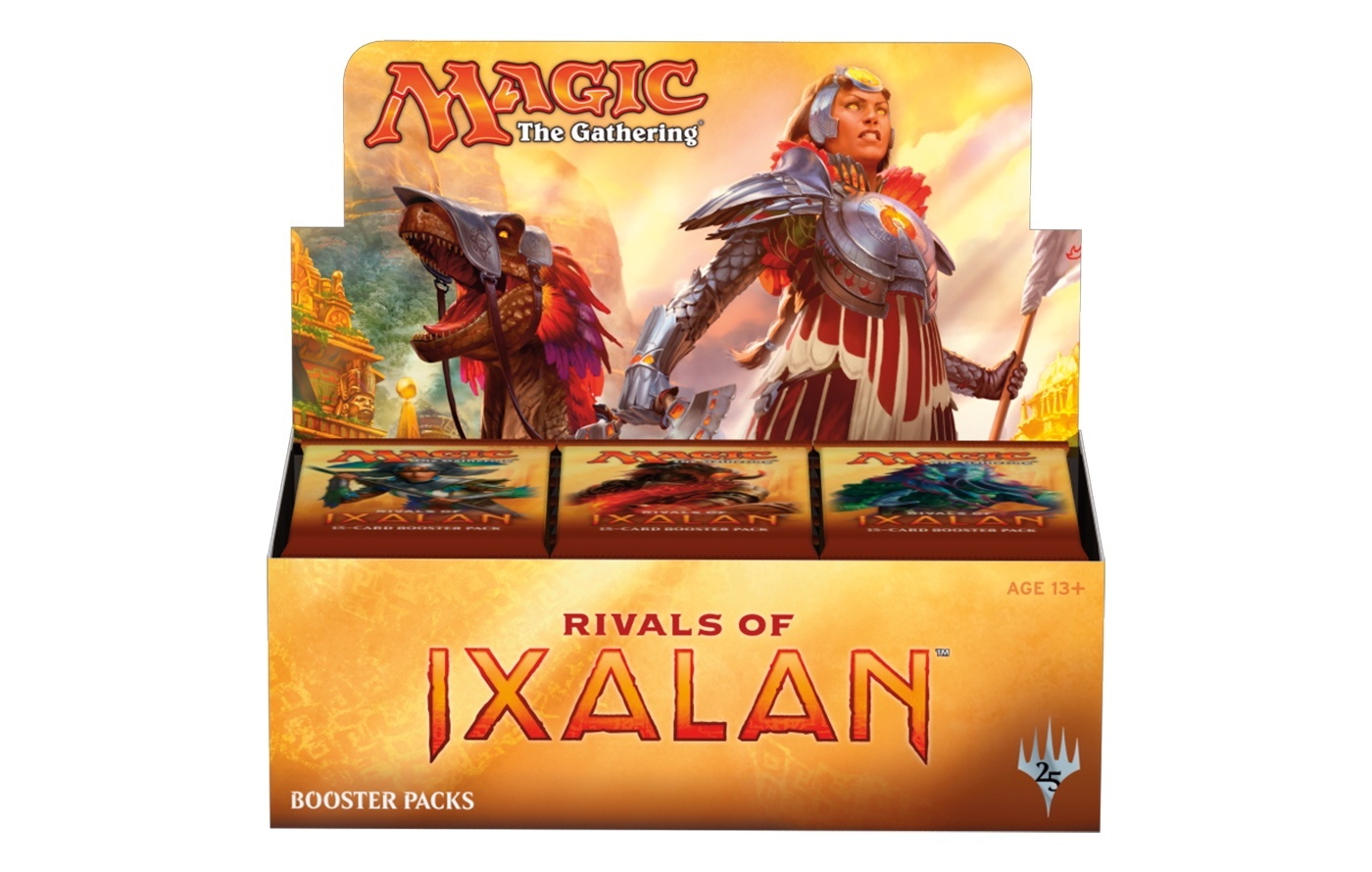Magic The Gathering: Rivals of Ixalan Booster Box image