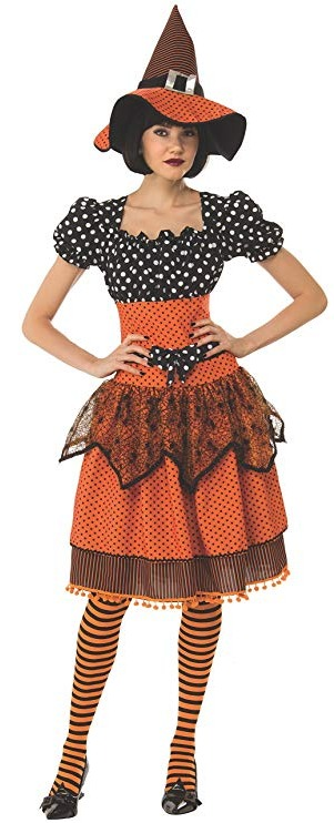 Rubie's: Polka Dot Witch - Women's Costume (Large) image