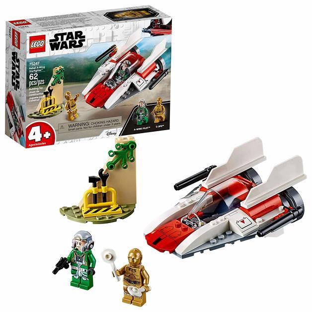 LEGO Star Wars: Rebel A-Wing Starfighter (75247)