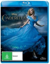 Cinderella (2015) on Blu-ray