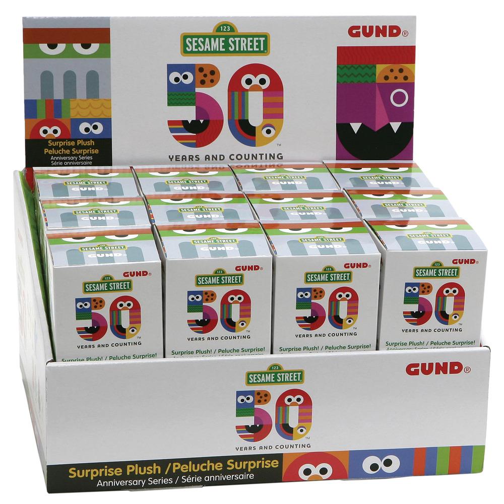 Sesame Street: 50th Anniversary Plush - Series 2 (Blind Box) image