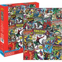 Marvel: 1,000 Piece Puzzle - Spider-Man Collage