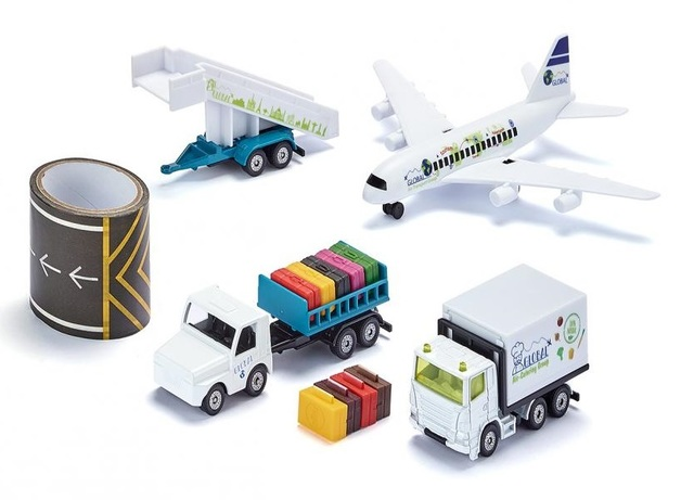 Siku: Airport - Diecast Vehicle Set
