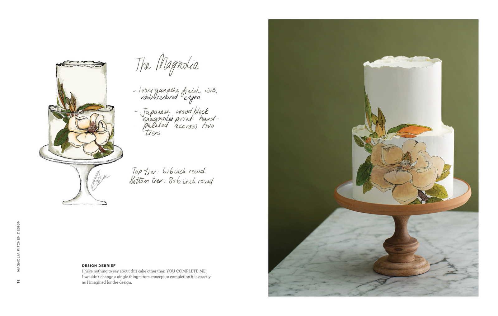 Magnolia Kitchen Design by Bernadette Gee image