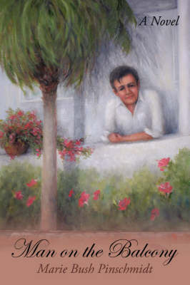 Man on the Balcony by Marie Bush Pinschmidt image