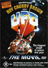 Roy Chubby Brown - The UFO Movie on DVD