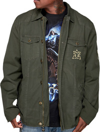 StarCraft 2: Terran War Machine Jacket - Medium