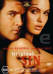 Original Sin on DVD