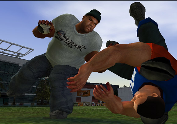 NFL Street for PlayStation 2 image