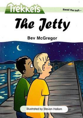 The Jetty by Bev Mcgregor