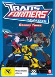 Transformers Animated - Season 3 on DVD