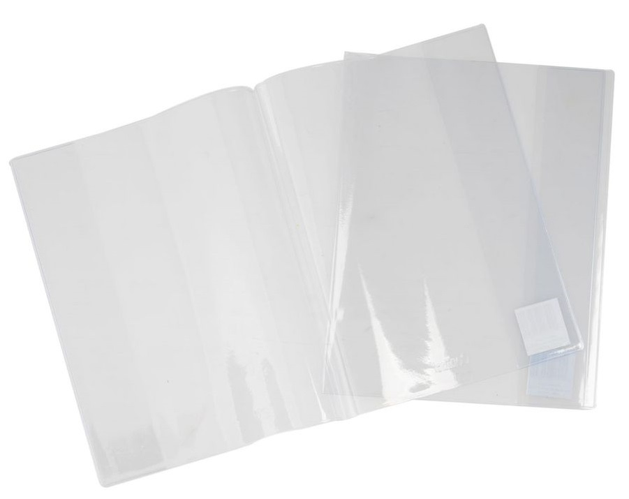 Contact Book Sleeves B5 Clear (5 Pack)