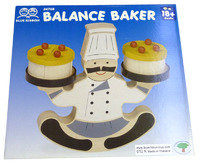 Blue Ribbon - Balancing Baker