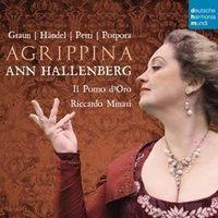 Agrippina: Opera Arias By Graun / Handel by Ann Hallenberg