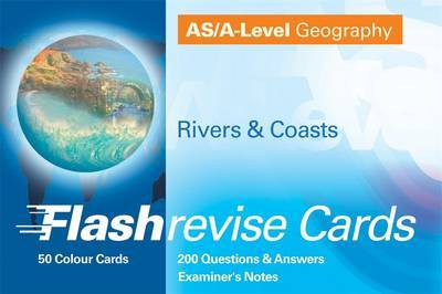 AS/A-level Geography: Rivers and Coasts by Andy Palmer