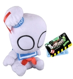 Ghostbusters: Stay Puft Marshmallow Man - Mopeez Plush