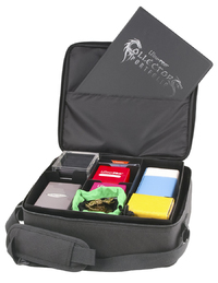 Ultra Pro: Deluxe Gaming Case - Black Dragon image