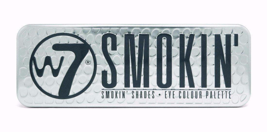 W7 Smokin Eyeshadow Compact image