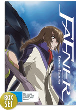 Fafner - Complete Collection (7 Disc) on DVD