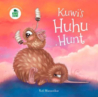 Kuwi's Huhu Hunt by Kat Quin Merewether