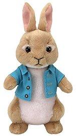Ty Peter Rabbit: Cottontail Rabbit - Small Plush