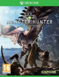Monster Hunter World for Xbox One image