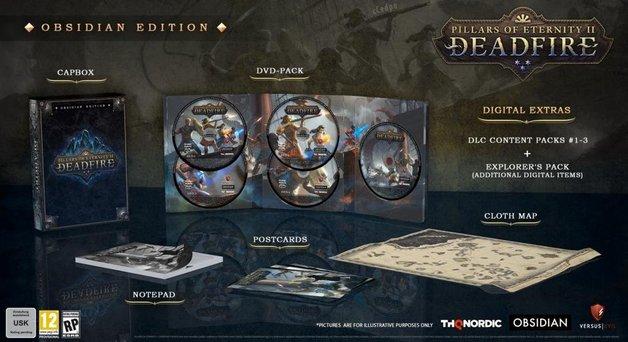 Pillars of Eternity II: Deadfire Obsidian Edition | PC | Buy Now