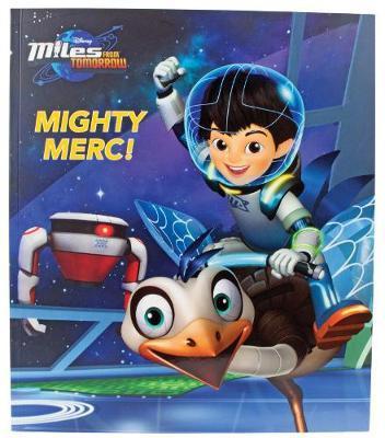 Disney Junior Miles from Tomorrow Mighty Merc!