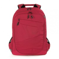 "Tucano: Lato Backpack for Notebook 17""- Red"