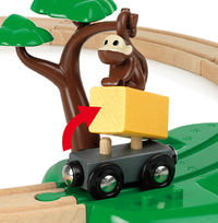 Brio: Railway - Safari Railway Set image