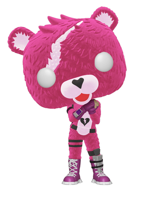 Fortnite - Cuddle Team Leader (Flocked) Pop! Vinyl Figure