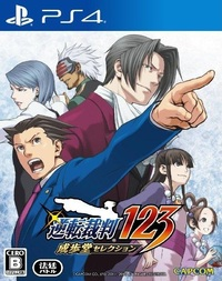 Phoenix Wright Ace Attorney Trilogy for PS4