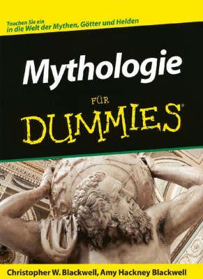Mythologie Fur Dummies by Amy Hackney Blackwell image