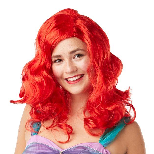 Rubie's: Ariel Wig - Adult