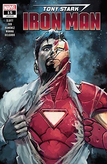 Tony Stark: Iron Man #15 by Dan Slott