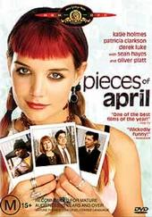 Pieces Of April on DVD