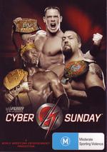 WWE - Cyber Sunday 2006 on DVD