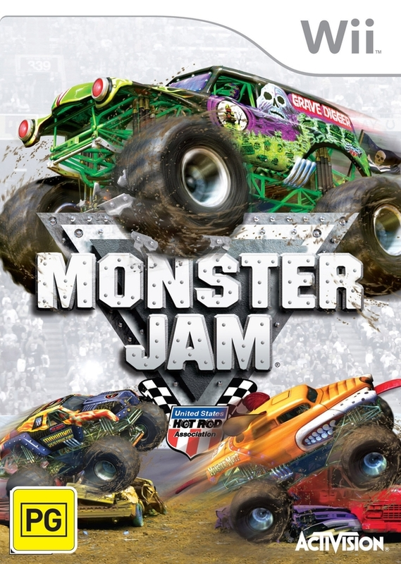 Monster Jam for Nintendo Wii