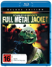 Full Metal Jacket: Deluxe Edition on Blu-ray image