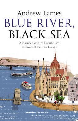 Blue River, Black Sea by Andrew Eames image