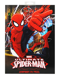 Marvel Spiderman: Scrapbook