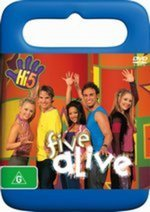 Hi-5 - Five Alive on DVD